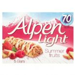 Alpen Strawberry with Yoghurt Cereal Bar 5 x 29g